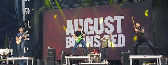 August Burns Red/Photo: Alexandre Duhamel-Gingras