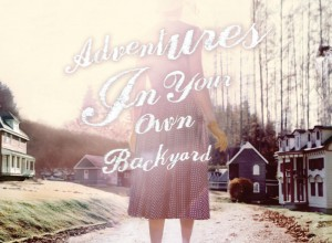Patrick Watson Adventures In Your Own Backyard