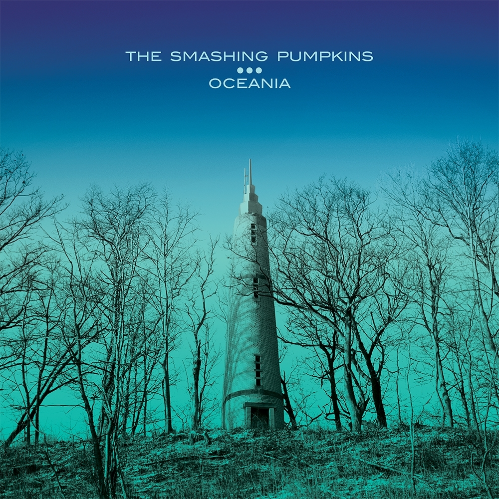  Smashing Pumpkins   Oceania [2012]