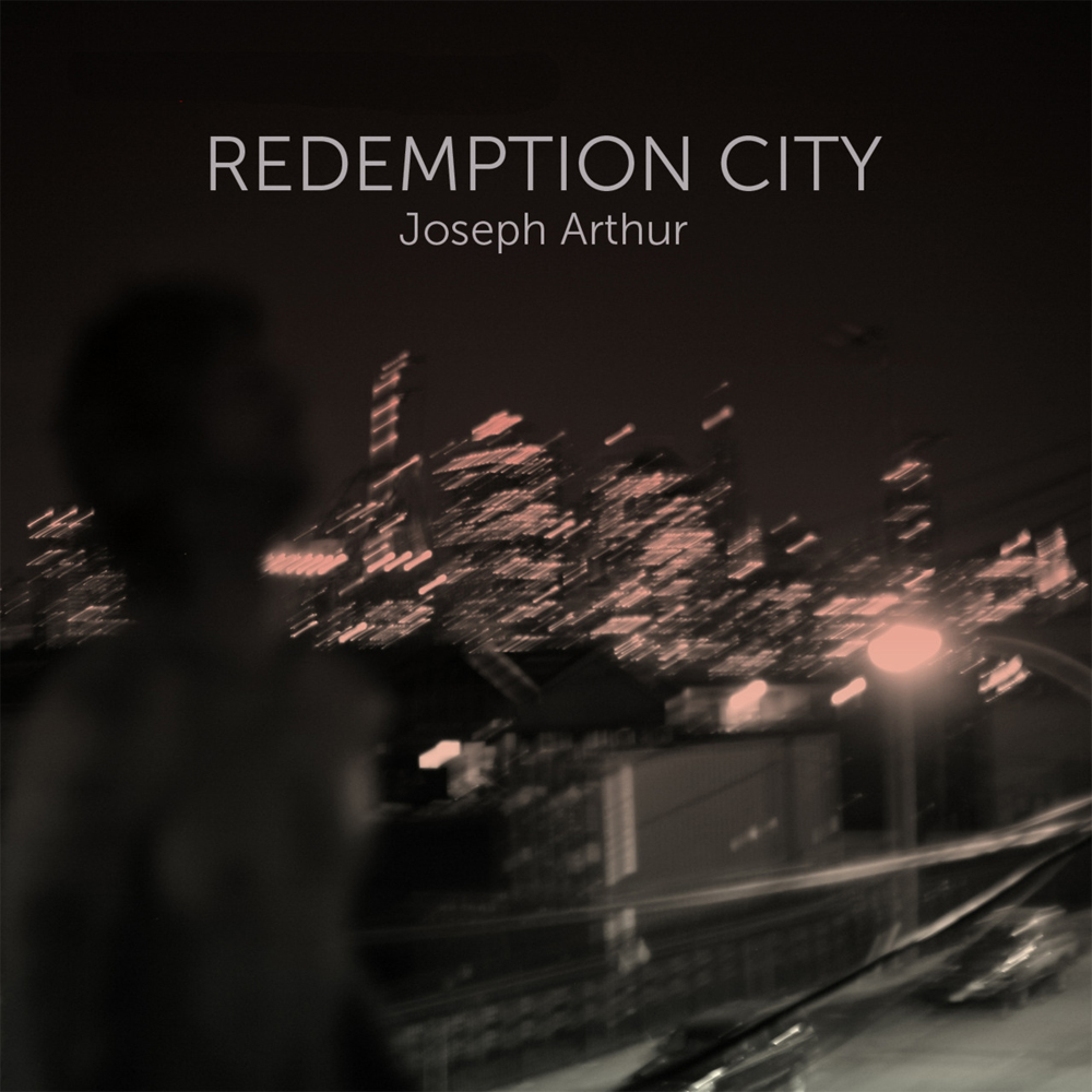 joseph arthur redemption city Joseph Arthur   Redemption City [2012]