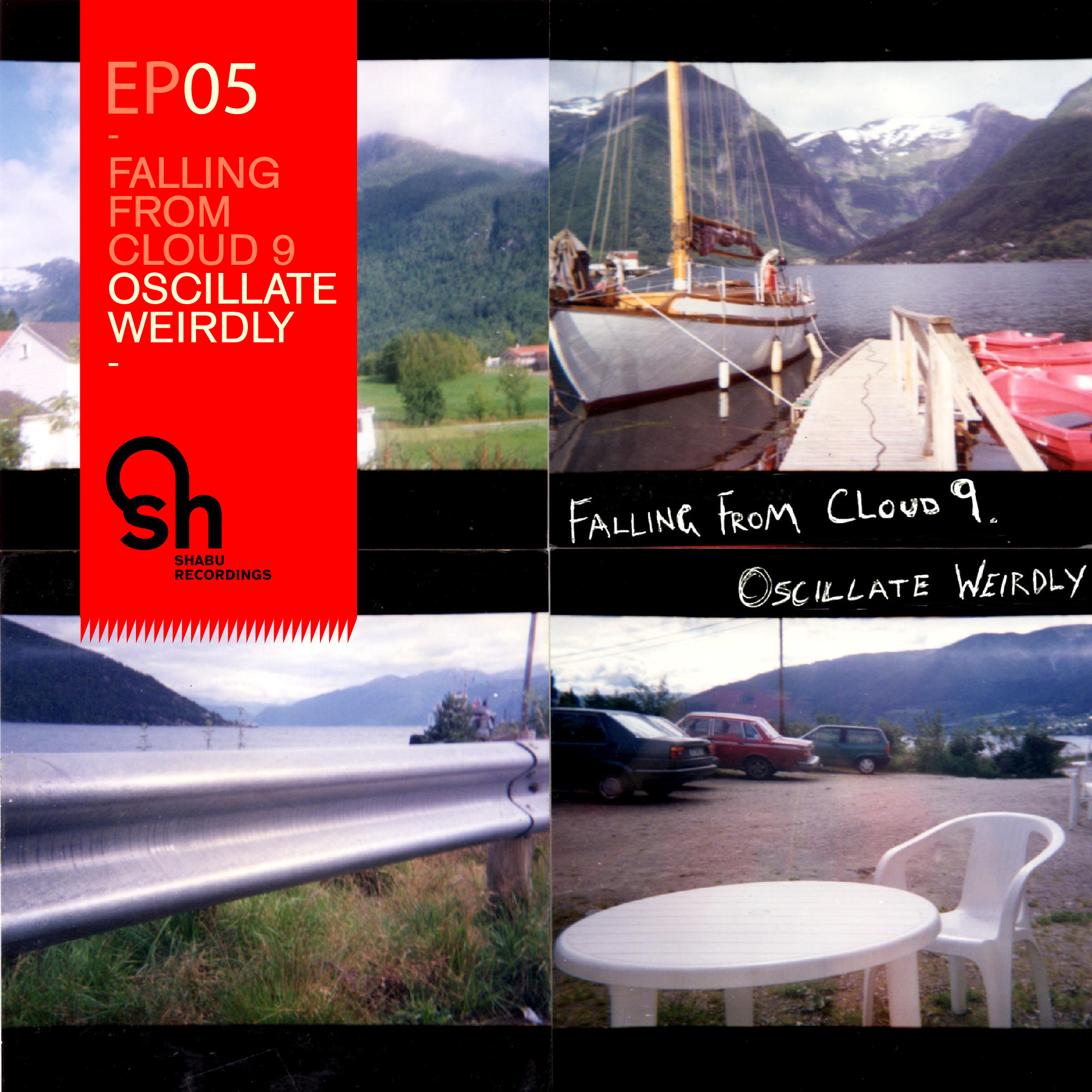 SHA005 Falling From Cloud 9   Oscillate Weirdly [2012]