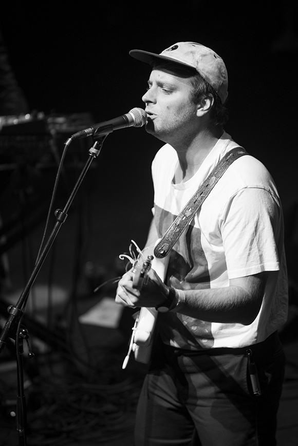 Mac DeMarco / Photo : Maxime Plantady